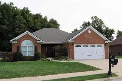 Owensboro Single Family Home For Sale: 3837 Cross Creek Trail