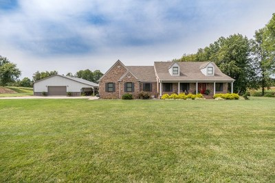 Owensboro Single Family Home For Sale: 5571 Windy Hollow Road