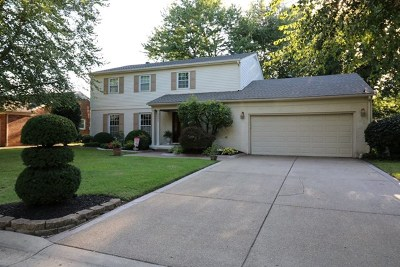 Owensboro Single Family Home For Sale: 3602 Royal Drive