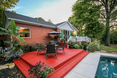 Owensboro Single Family Home For Sale: 3445 Pleasant Valley Road
