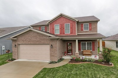 Owensboro Single Family Home For Sale: 2555 Palomino Place