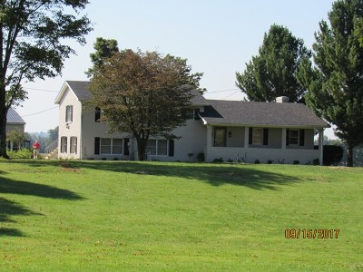 Owensboro Single Family Home For Sale: 5244 Pleasant Valley Road