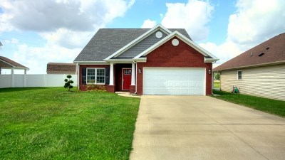 Owensboro Single Family Home For Sale: 2436 Palomino Place