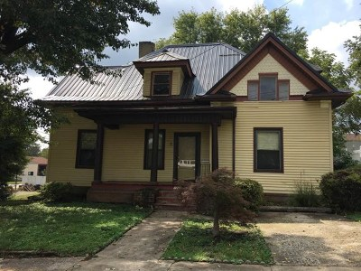 Owensboro Single Family Home For Sale: 1724 Alexander Ave.