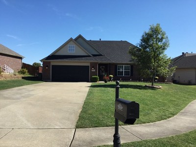 Owensboro Single Family Home For Sale: 2672 Rush Trail