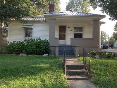 Owensboro Single Family Home For Sale: 1208 West 11th St