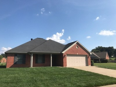 Owensboro Single Family Home For Sale: 2623 Spendthrift Cove