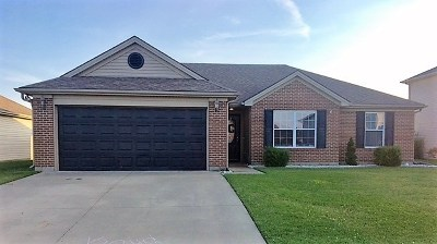 Owensboro Single Family Home For Sale: 326 Camden Circle