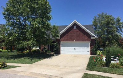 Owensboro Single Family Home For Sale: 2001 Autumn Creek Cove