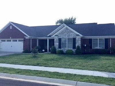 Owensboro Single Family Home For Sale: 1790 Wellshurst Dr