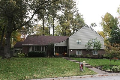 Owensboro Single Family Home For Sale: 1411 Woodbridge Trail