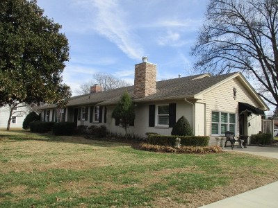Owensboro Single Family Home For Sale: 324 St, Claire Drive