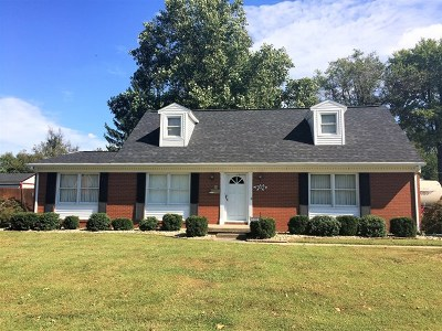 Owensboro Single Family Home For Sale: 3841 Bowlds Court