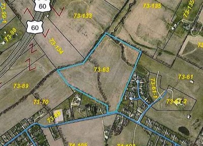 Owensboro Residential Lots & Land For Sale: Hayden Rd