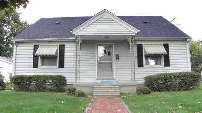 Owensboro Single Family Home For Sale: 1403 Booth Ave.