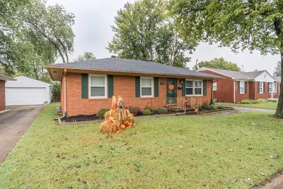 Owensboro Single Family Home For Sale: 3140 Daviess Street