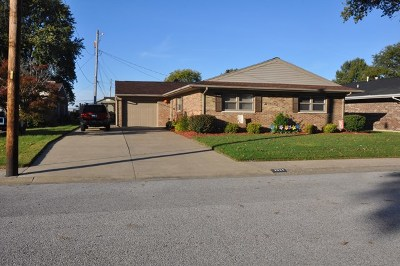 Owensboro Single Family Home For Sale: 2534 Chant Ct.