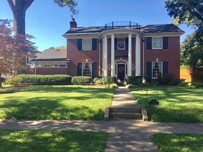 Owensboro Single Family Home For Sale: 1914 Lexington Ave