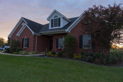 Owensboro Single Family Home For Sale: 9344 Miller Murphy Rd