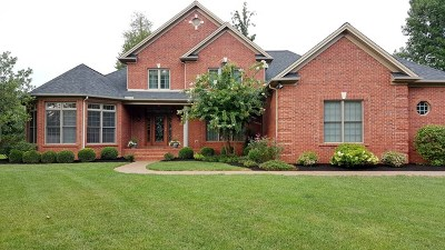 Owensboro Single Family Home For Sale: 3107 Cherrywood Pt.