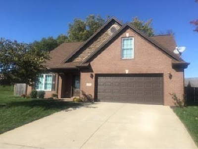 Owensboro Single Family Home For Sale: 2707 Trails Way