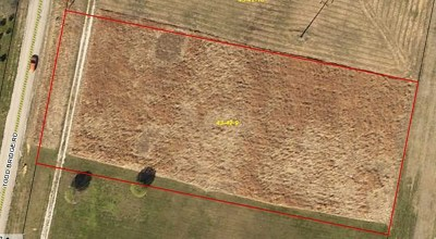 Owensboro Residential Lots & Land For Sale: 8965 Todd Bridge Rd