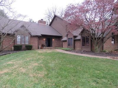 Owensboro Single Family Home For Sale: 500 Golfview Circle