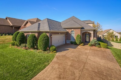 Owensboro Single Family Home For Sale: 4558 Fountain View Trace