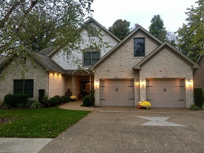 Owensboro Single Family Home For Sale: 4737 Water Wheel Way