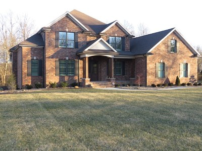 Owensboro Single Family Home For Sale: 2861 Summer Valley Lane