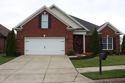 Owensboro Single Family Home For Sale: 1633 Creek Haven Loop