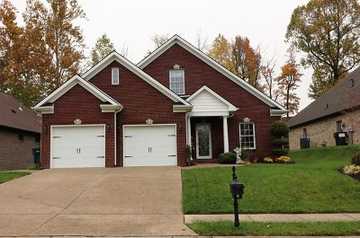 Owensboro Single Family Home For Sale: 4760 Water Wheel Way