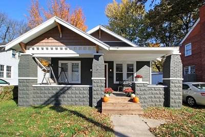Owensboro Single Family Home For Sale: 1611 Walnut Street