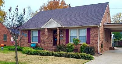 Owensboro Single Family Home For Sale: 1724 Hill Ave