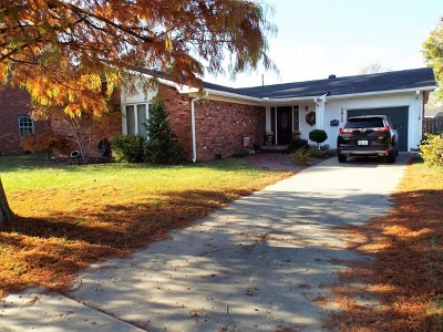 Owensboro Single Family Home For Sale: 1515 Brentwood Drive