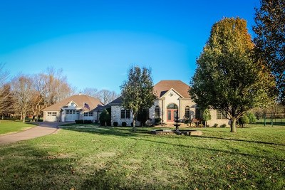 Owensboro Single Family Home For Sale: 2749 Chatham