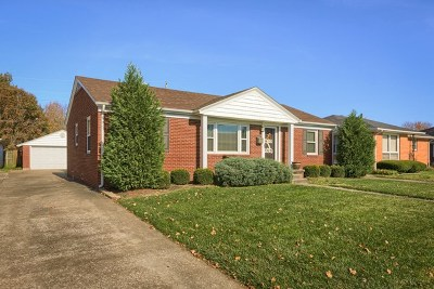 Owensboro Single Family Home For Sale: 1919 Mohawk
