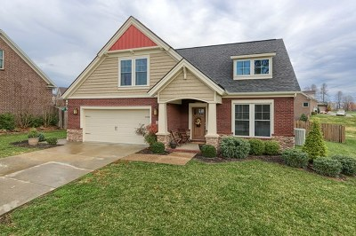 Owensboro Single Family Home For Sale: 3141 Wood Valley Point