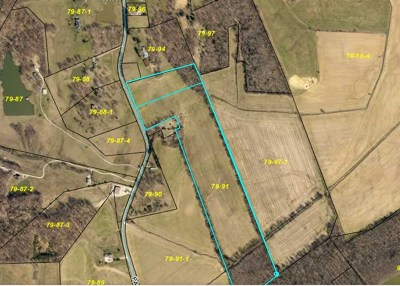Owensboro Residential Lots & Land For Sale: 9705 Parks Rd