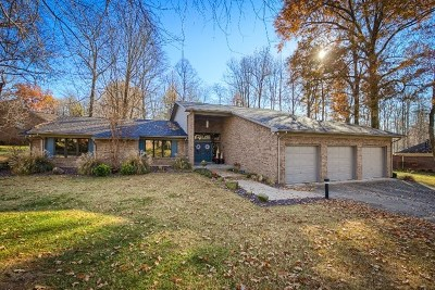 Owensboro Single Family Home For Sale: 4035 Wood Trace