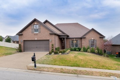 Owensboro Single Family Home For Sale: 4564 Fountain View Tr.