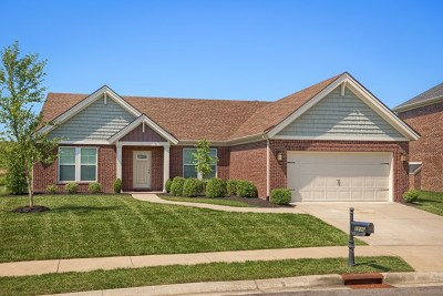 Owensboro Single Family Home For Sale: 2236 Meadowhill Lane