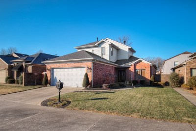 Owensboro Single Family Home For Sale: 2029 Wimbledon Court