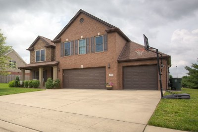 Owensboro Single Family Home For Sale: 2630 Avenue Of The Parks