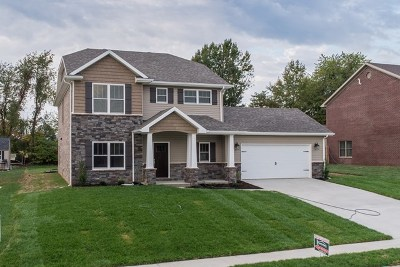 Owensboro Single Family Home For Sale: 2364 Red Oak Run