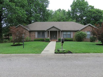 Owensboro Single Family Home For Sale: 4142 Fox Run