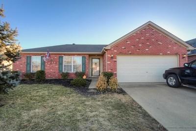 Owensboro Single Family Home For Sale: 306 Camden Circle