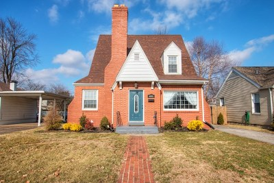 Owensboro Single Family Home For Sale: 401 E. 24th