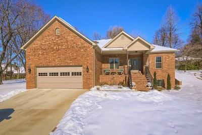 Owensboro Single Family Home For Sale: 1201 Hickory Lane