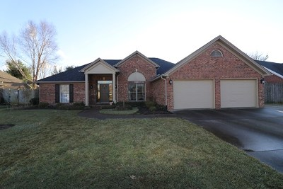 Owensboro Single Family Home For Sale: 2666 Hillbrooke Pkwy